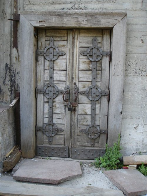 The door I wish I had
