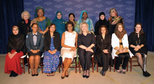 2012_IWOC_Award_winners_with_Hillary_Rodham_Clinton_and_Michelle_Obama