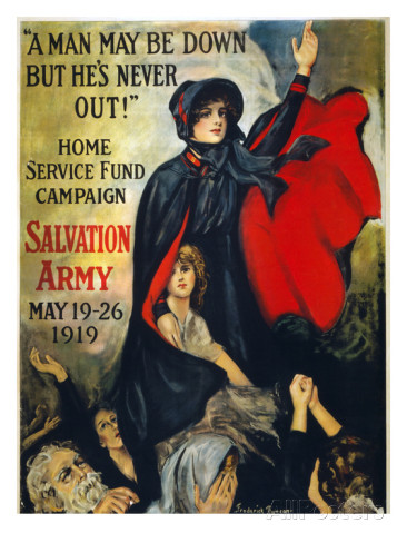 frederick-duncan-salvation-army-poster-1919