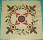Unbroken circle - quilt