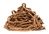 4294360-heap-of-strong-solid-rusty-chain