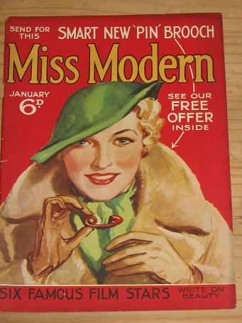 vintage women's mag