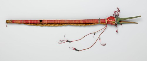 Working Title/Artist: Whistle, 19th century Department: Musical Instruments Culture/Period/Location:  HB/TOA Date Code:  Working Date:  photography by mma, DP158911.tif - MetIMages retouched by film and media (jnc) 6_19_08
