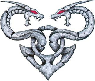 stone-heart-dragons-temporary-tattoo